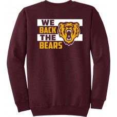 Back the Bears  - Crewneck Sweatshirt