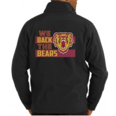 Back the Bears - Core Soft Shell Jacket