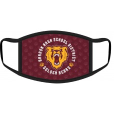 Barron Bears Face Mask