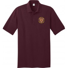 Jersey Knit Polo - Be Golden
