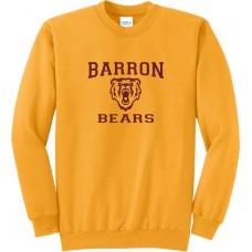 Crewneck Sweatshirt - Barron Bears