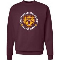 Crewneck Sweatshirt - BASD Emblem