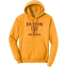 Hooded Sweatshirt - Barron Bears
