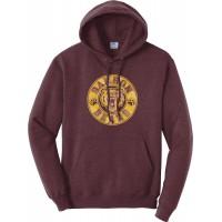 Hooded Sweatshirt - Bears 3C Heathered