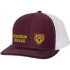 Barron Bears Snapback Trucker Cap