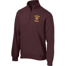 1/4 Zip Sweatshirt - Barron Bears
